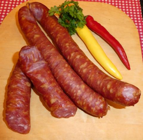 Polnische Würstchen (1Paar)