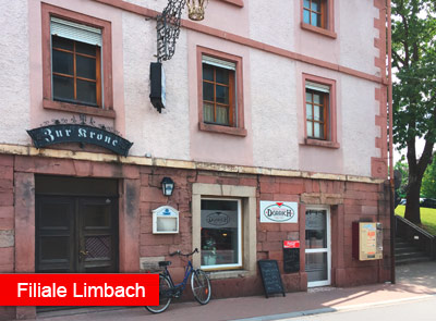 Unsere Metzgerei-Filiale in Limbach